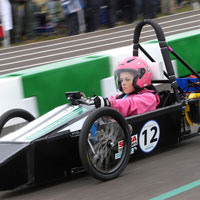 Greenpower Student Electric Car Challenge to Help Kick Off Month of May